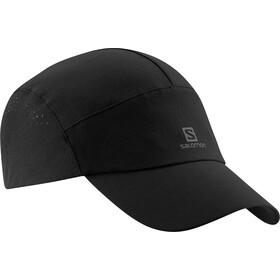 Salomon L35895600 Softshell Gorra, black